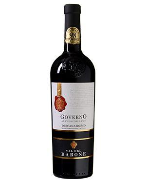 Governo All'Uso Toscana Rosso - Toscane Italië