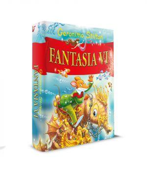 Fantasia VI, Geronimo Stilton