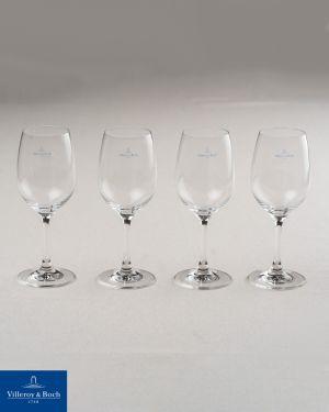 Set van 4 wittewijnglazen - Villeroy & Boch