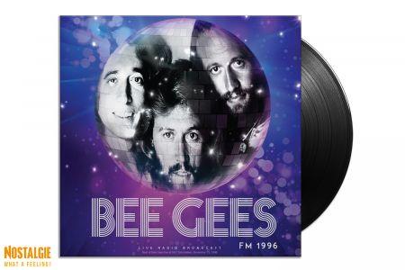Lp vinyl Bee Gees - FM 1996