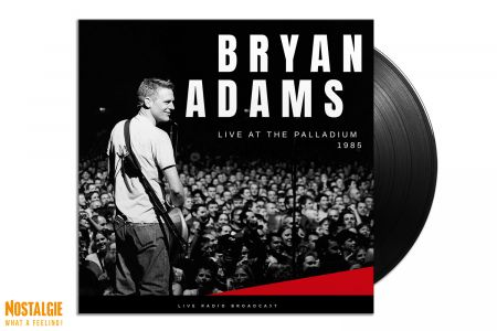 Lp vinyl Bryan Adams - Live at the Palladium 1985