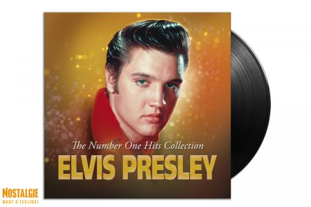 Lp vinyl Elvis Presley - The Number One hits Collection