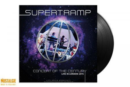 Lp vinyl Supertramp - Concert of the Century Live in London 1975