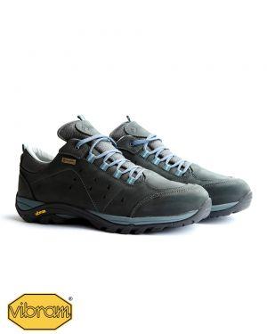 Lage wandelschoen - grijs