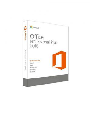 Microsoft Office 2016 Professional Plus - Windows