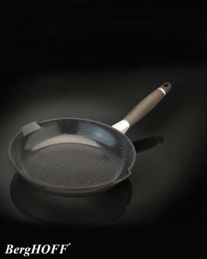 Aluminium braadpan 30cm – zwart