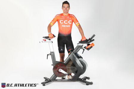 Spinningfiets Flandrien I - Greg Van Avermaet