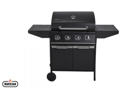 Kempton Spark & Grill gas BBQ Buccan