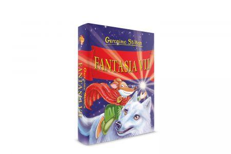 Fantasia VII, Geronimo Stilton