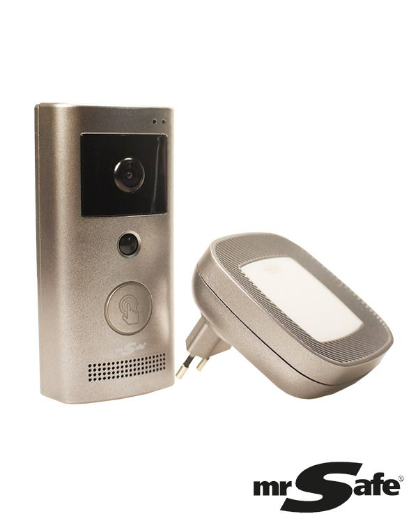 Wifi deurbel met camera