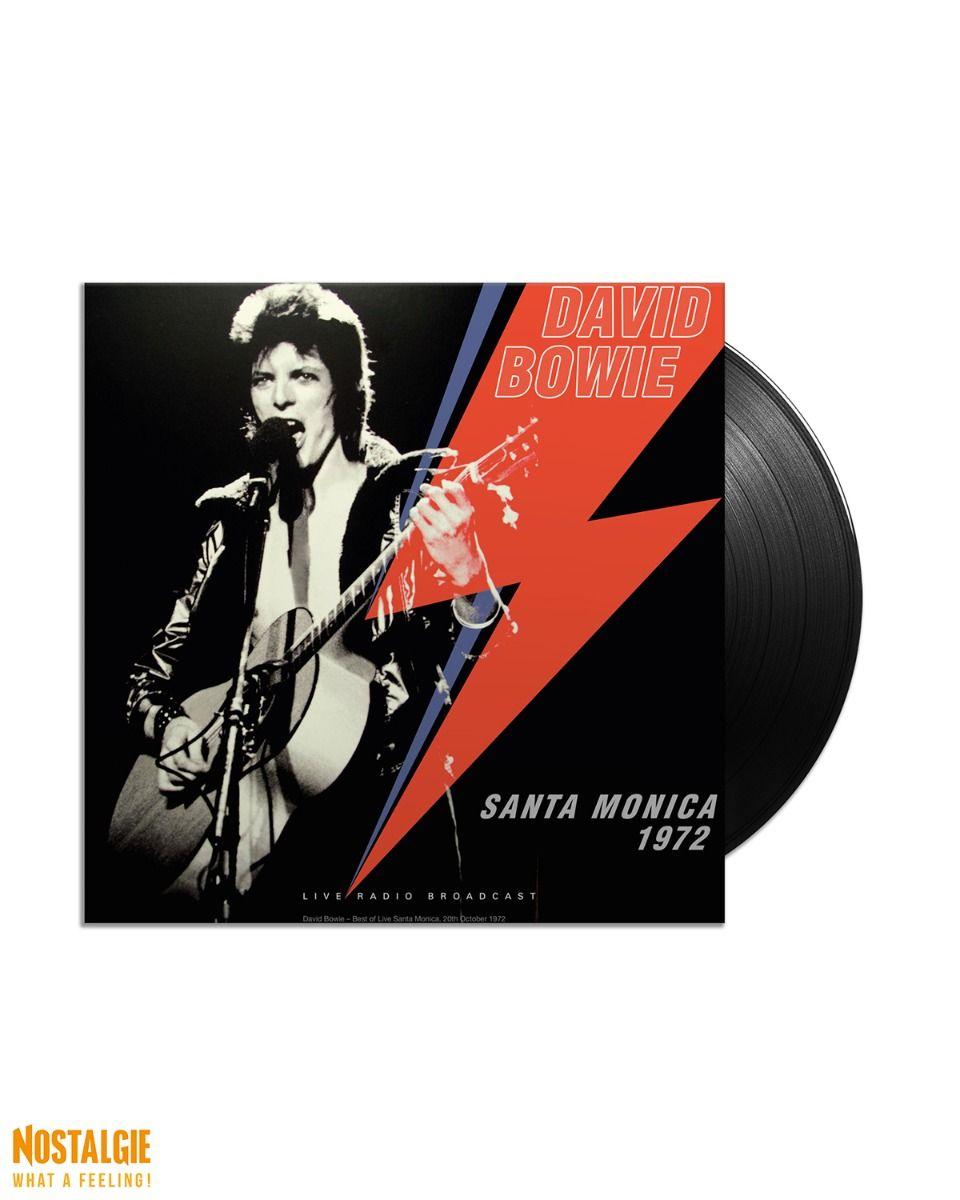 Lp vinyl David Bowie - Best of live Santa Monica 1972