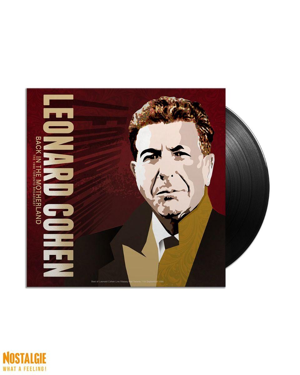 Lp vinyl Leonard Cohen - Back in the Motherland